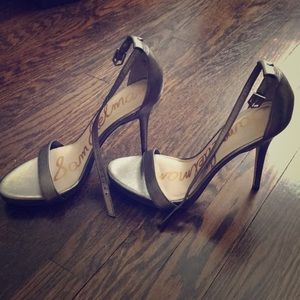 Sam Edelman stiletto sandals